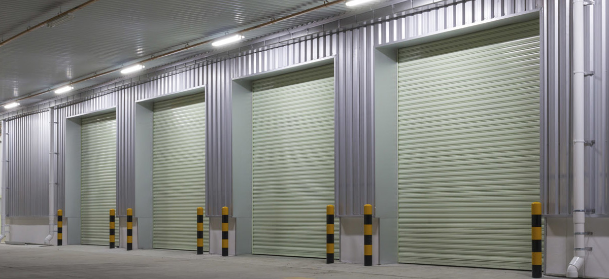 Commercial Overhead Doors & Openers