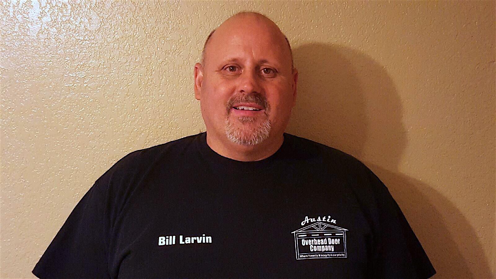 Bill Larvin