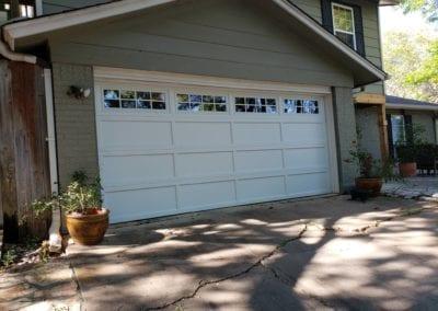 austin garage door